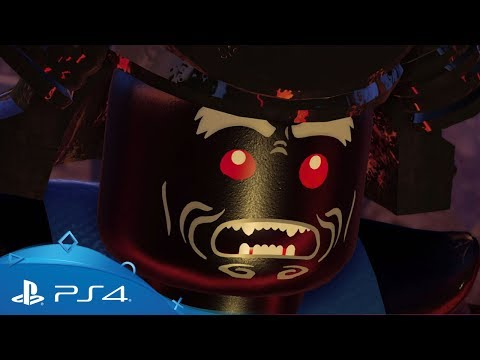 The LEGO Ninjago Movie Video Game | Combat Trailer | PS4