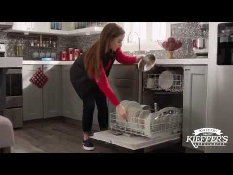Amana Dishwasher Features