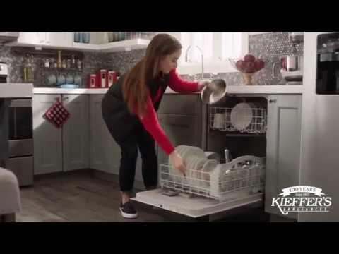 Amana Dishwasher Features