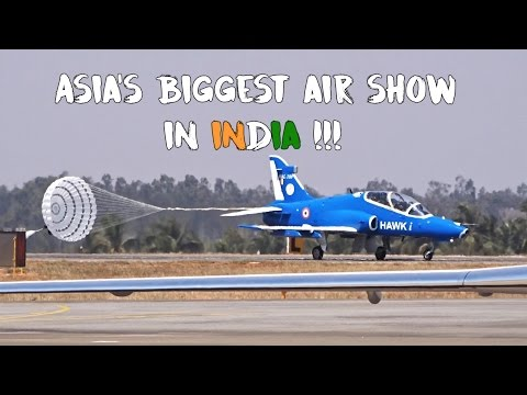 Air Show in India 2017 | Bangalore | #115