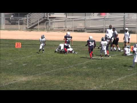 Alex Michalas 2012 Highlights With The Lancaster/ Highland Eagles, Bulldogs, And FBU National Team