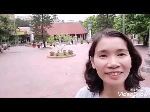 Giới thiệu chùa Đại An – khu đô thị Mỹ Đình 2 – Hà Nội | Hương Pomelo Vlog