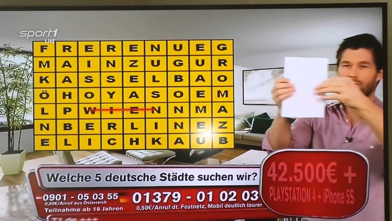 Sport1 Sportquiz Lösung - YouTube