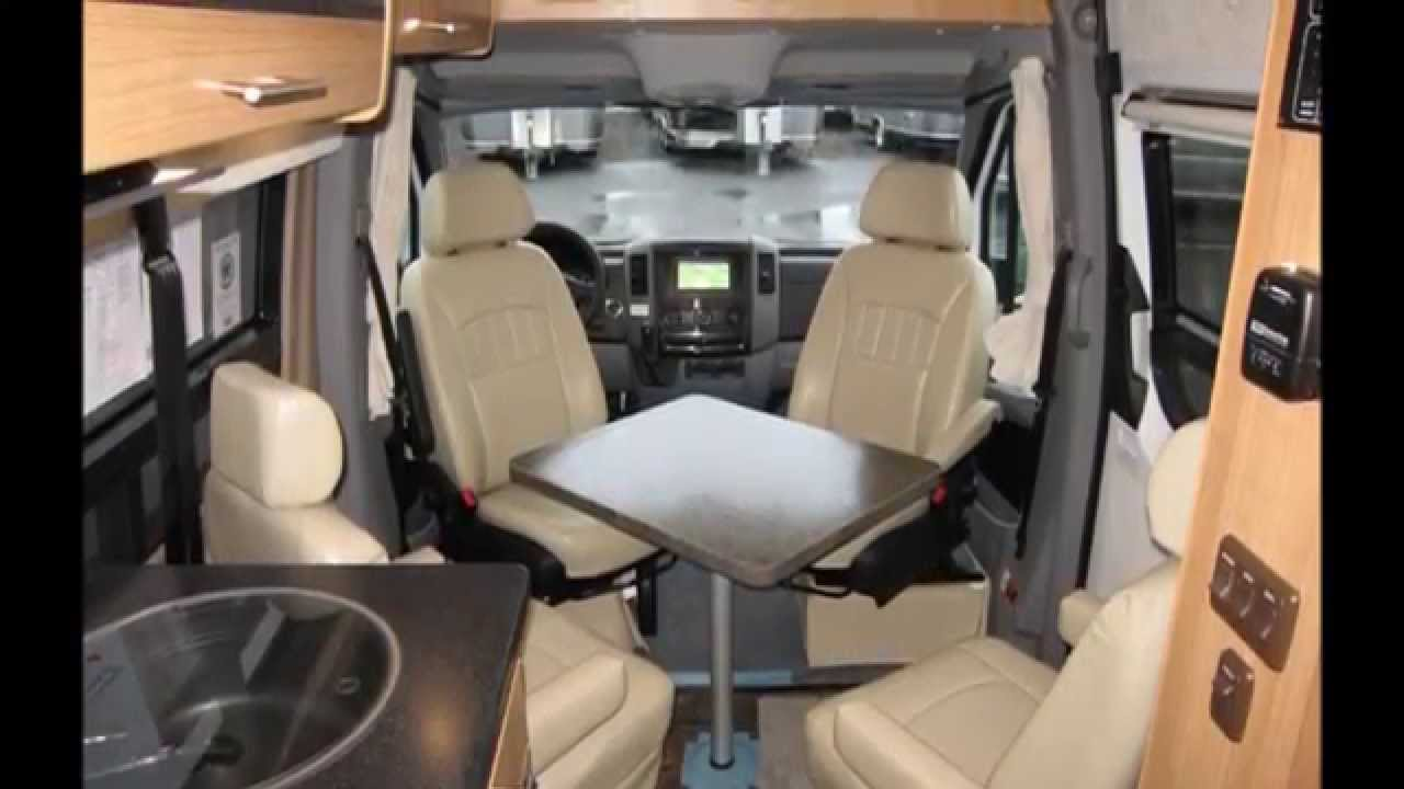2013 Winnebago Era 70x Mercedes Benz Sprinter Class B