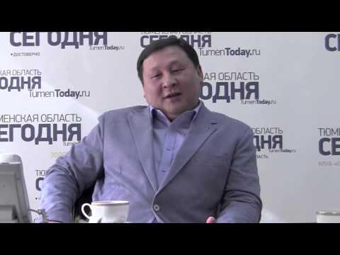 Виктор Ким. О роли заполнения кадрового ресурса индустриального вуза города Тобольска