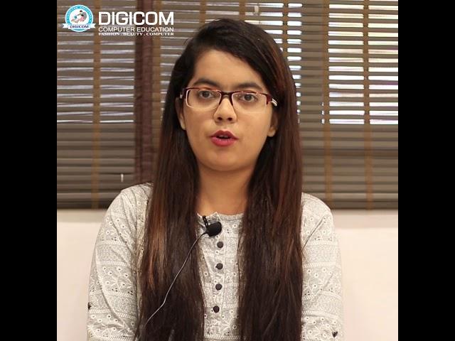 Testimonial from Yasmin Mulla | Digicom Computer Education | Beautician