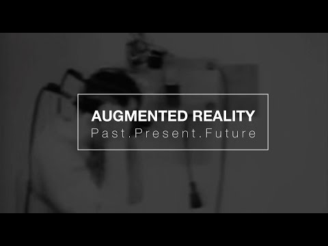 Augmented Reality: Past, Present, Future