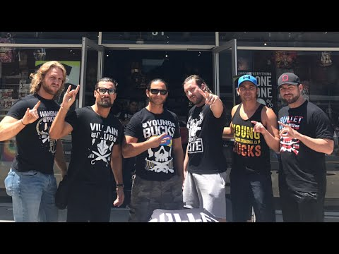 """Hot Topic"" Being The Elite Ep.63"
