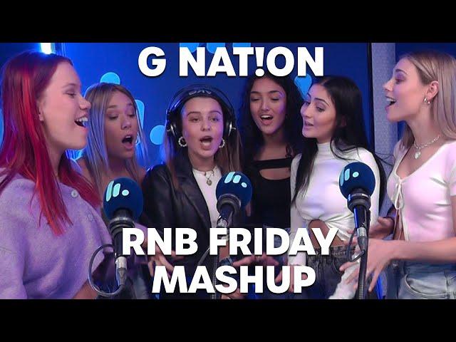 G NAT!ON RNB Friday Mashup   Bec Cosi & Lehmo