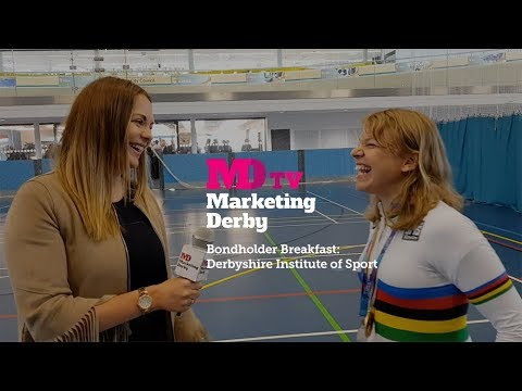 Derbyshire Institute of Sport Bondholder Breakfast at Derby Arena
