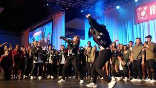 Aloha DANCE CONVENTION 2018 #19 -PERFORMER ON STAGE-