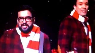 Julian Casablancas & SNL - I Wish It Was Christmas Today (Music Video)
