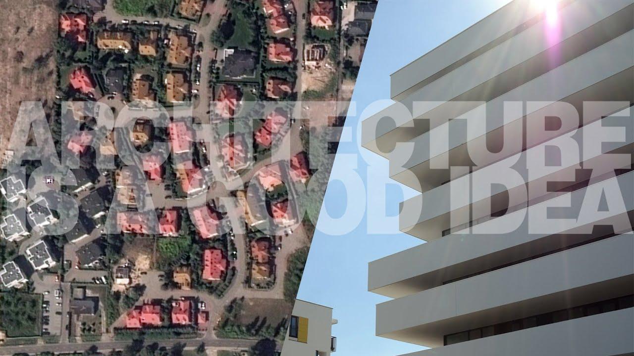 Co jest lepsze: dom czy mieszkanie? | Architecture is a good idea