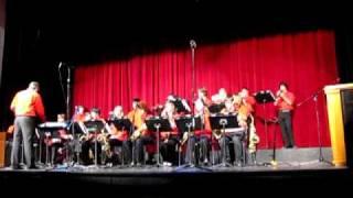 "OCDSB Secondary All Star Band plays ""Jumpin"