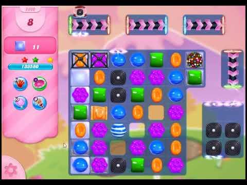 Candy Crush Saga Level 2860 - NO BOOSTERS