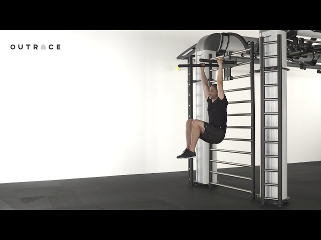 Dips Bar Easy Leg Raise