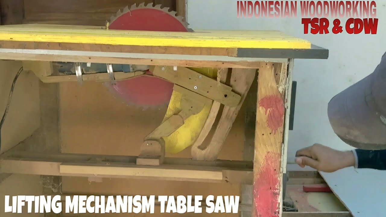 Table Saw Home Made Review Youtube