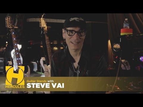 Steve Vai - HERCULES Stands