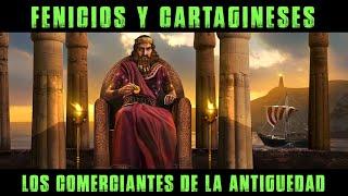 FENICIA Y CARTAGO: Los grandes mercaderes de la Antigüedad