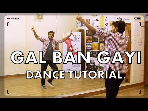 How to Dance   Tutorial no. 13   GAL BAN GAYI   BOLLYWOOD PUNJABI