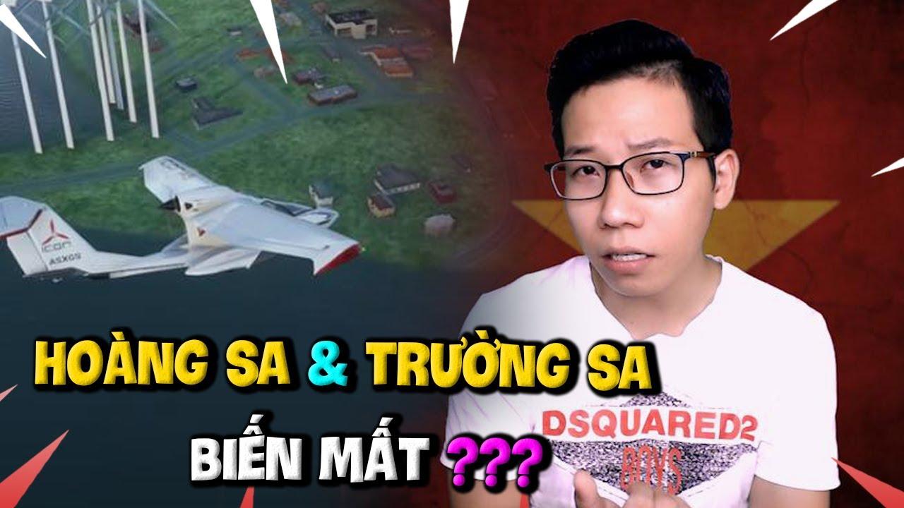 Hỏi Đáp Gaming Số 56: Vì Sao TRƯỜNG SA Và HOÀNG SA Của Việt Nam Biến Mất Trong Flight Simulator 2020
