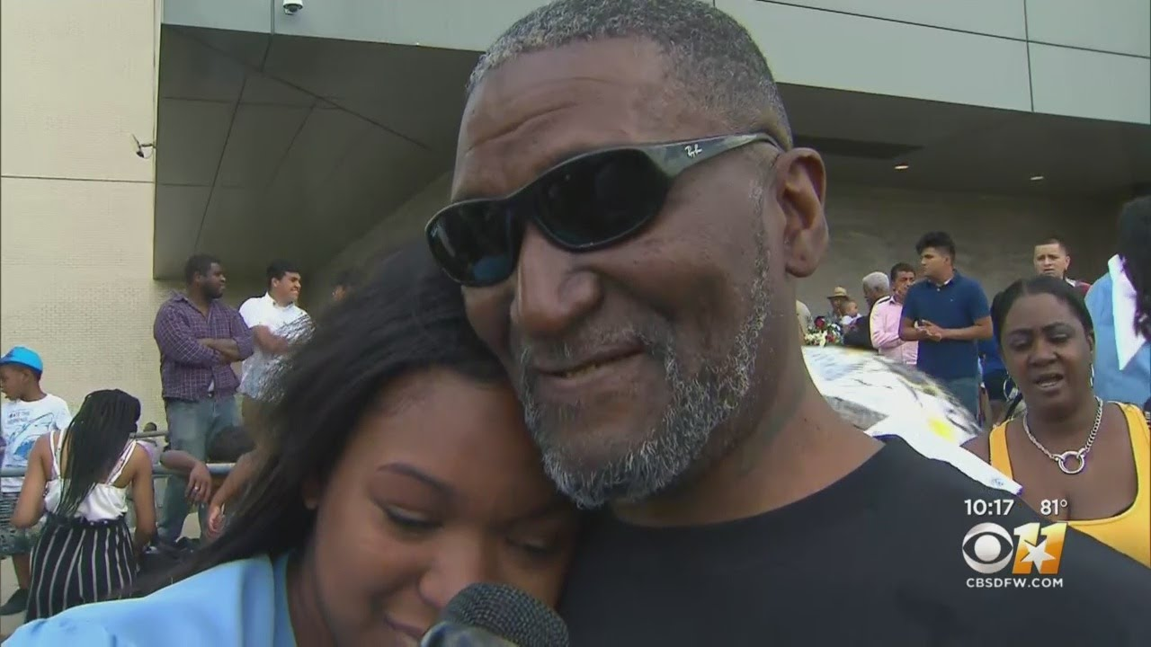 Minnesota Veteran With Terminal Cancer Gets Final Wish To See Daughter's Graduation In Dallas