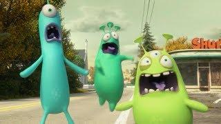 Пришельцы в доме - русский трейлер  мультфильмы 2018  комедия