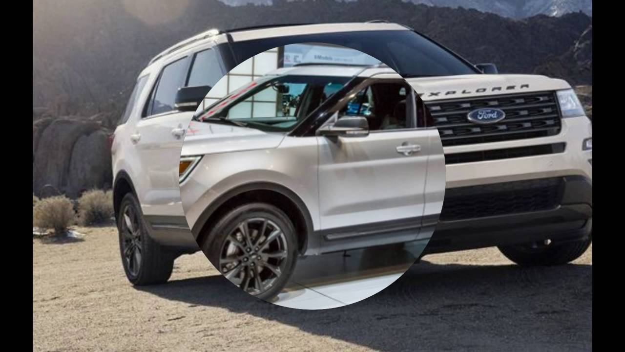 2017 2018 ford explorer xlt sport review cost release. Black Bedroom Furniture Sets. Home Design Ideas