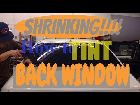 Precut Window Tint for Subaru Outback Wagon 05-09 All Windows Any Shade