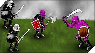 ДИКИЙ МОЙ ДВОЙНИК - Игра Necromancer story # 9 ТОП Игры для андроид