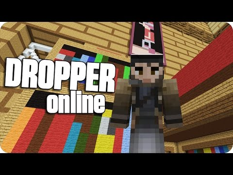 ¡EL TROFEO TROLL! DROPPER Online 3 | Minecraft