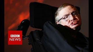 Stephen Hawking dies aged 76 - BBC News