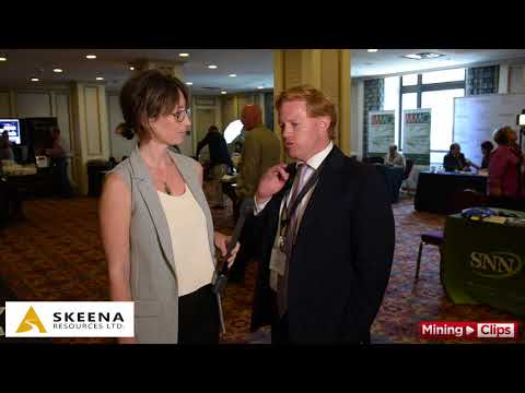 Skeena Resources at the Sprott Resource Symposium in Vancouver...