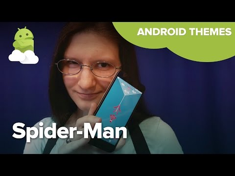 Show Your Civil War Love With Our Spider-Man Theme For Your Android