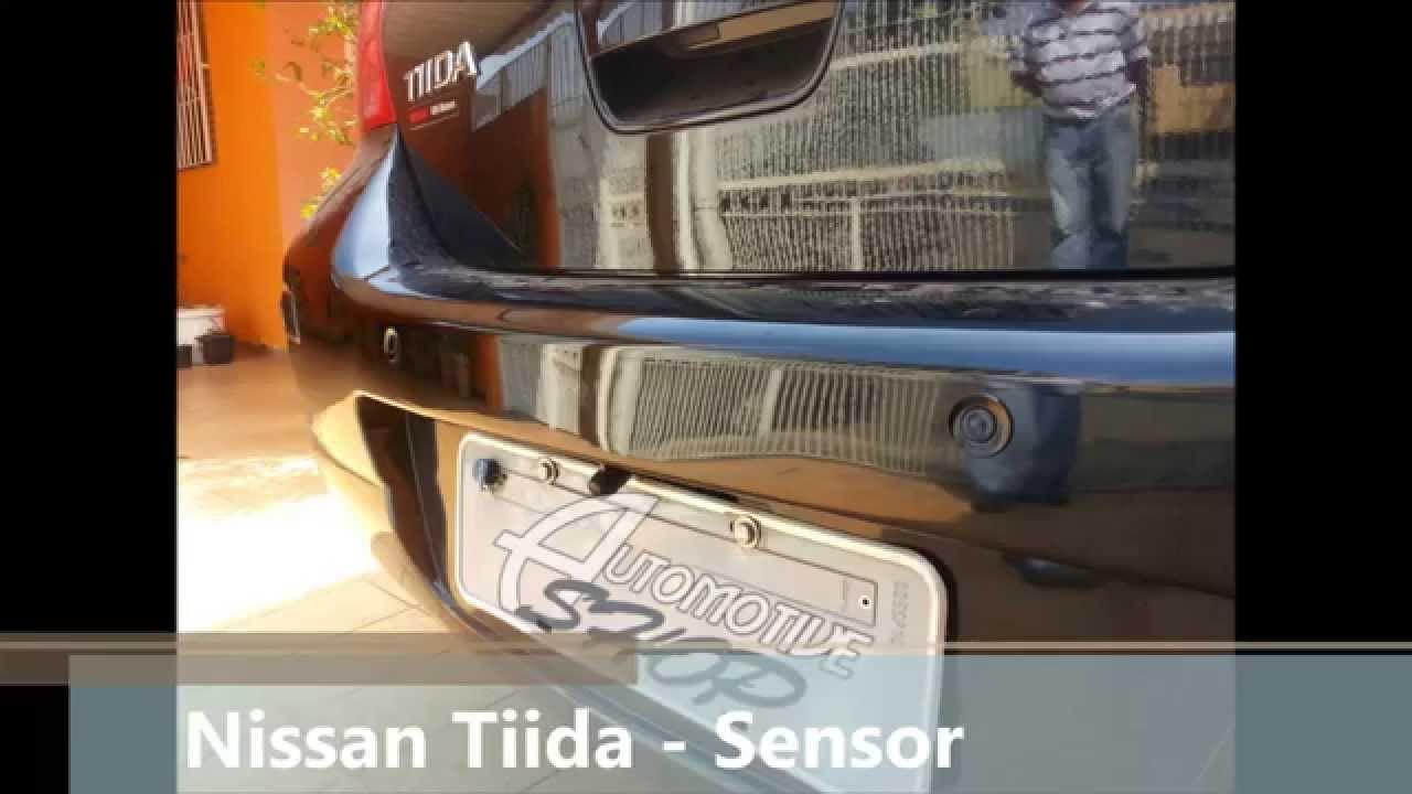 81152c1e6 Sensor de Estacionamento Tiida Cobalt Novo Fox Audi A3 Novo Clio -  Automotive Shop - YouTube