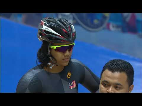 KL2017 29th SEA Games | Cycling (Track) - Finals PART 2 | 29/08/2017