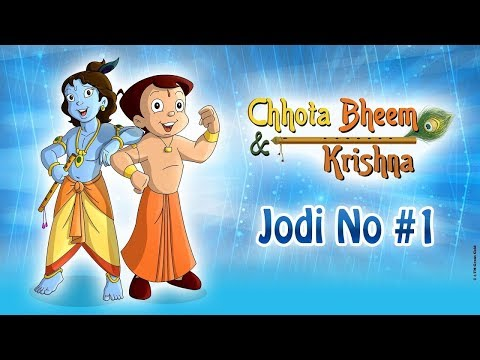 Chhota Bheem-aur-Krishna Jodi No. #1