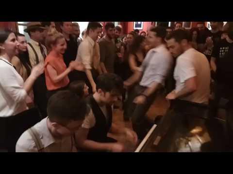 Athens Rhythm Hop 2017 - Preparty Jam (Alex Kravchenko and Dimitris Papas)