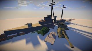 Minecraft Flans Mod: Monolith Pack version 3 ausf. B