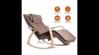 OWAYS Massage Chair 3D Full Back Shiatsu Massager Review