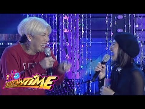 It's Showtime Miss Q & A: Vice Ganda tells Anne the story behind