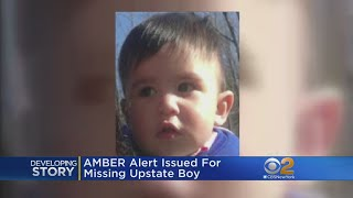 AMBER Alert Issued For Missing Upstate Boy