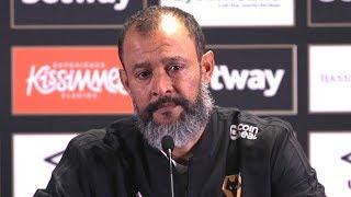 West Ham 0-1 Wolves - Nuno Espírito Santo Full Post Match Press Conference - Premier League