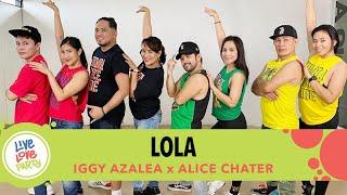 Lola by Iggy Azalea | Live Love Party™ | Zumba® | Dance Fitness