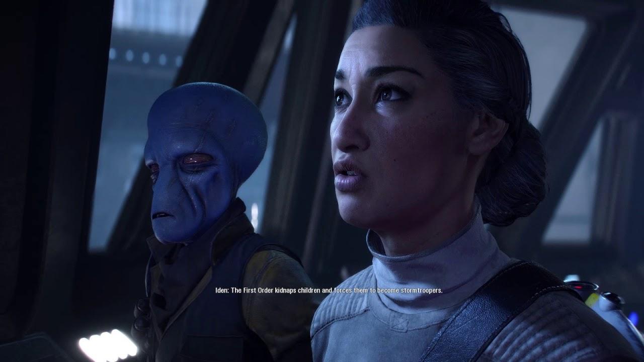 Star Wars EA Battlefront II (2017) - Resurrection Campaign PC ...