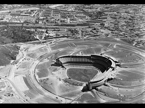The History of Chavez Ravine & Dodger Stadium