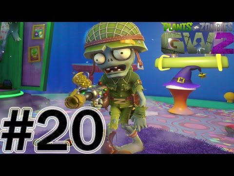 Plants vs  Zombies™ Garden Warfare 2 Gameplay #20 Foot Soldier