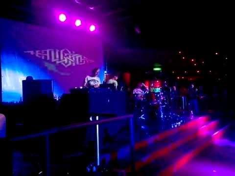 THE ALGORITHM - Logic Bomb - Live Temporock (Italy)
