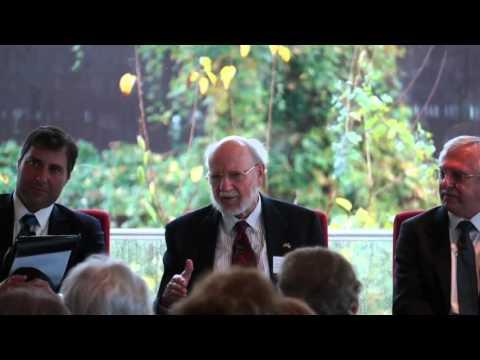A Symposium with 2015 American Nobel Laureates