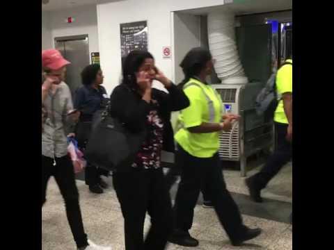 Unattended Vehicle Towed Away as LaGuardia Airport Evacuated 03
